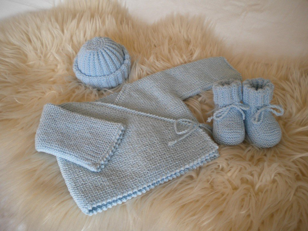 layette laine mamies-tricoteuses
